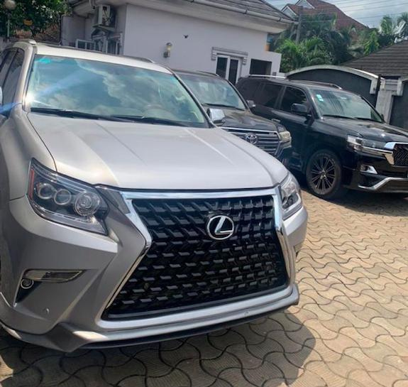 Renting a Car in Nigeria
